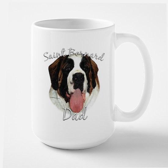Saint Dad2 Large Mug