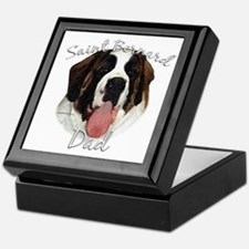 Saint Dad2 Keepsake Box