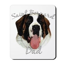 Saint Dad2 Mousepad