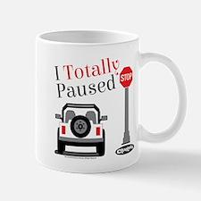 Totally Paused Mug