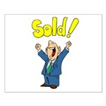 SOLD! Small Poster