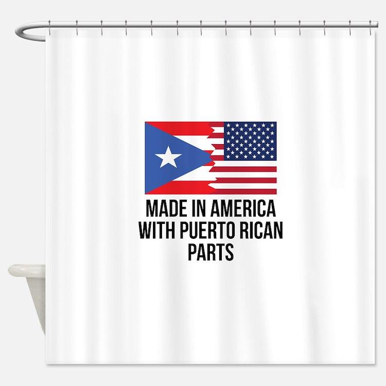 puerto rican flag bathroom accessories decor cafepress. Black Bedroom Furniture Sets. Home Design Ideas
