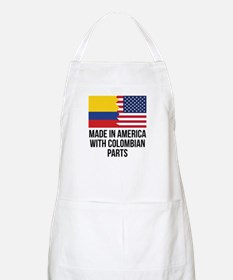 Made In America With Colombian Parts Apron