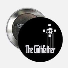 """GothFather 2.25"""" Button (10 pack)"""