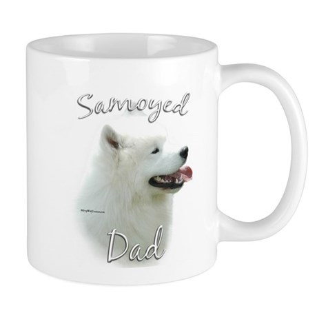 Samoyed Dad2 Mug