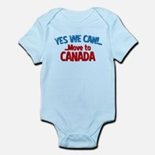 Move to Canada Infant Bodysuit