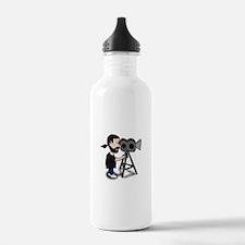 Comic Characters Filmm Water Bottle
