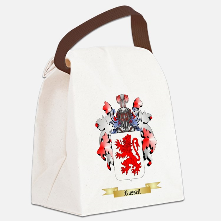 Russell Canvas Lunch Bag