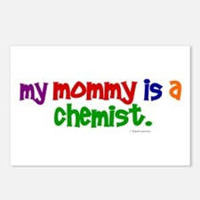 My Mommy Is A Chemist (PRIMARY) Postcards (Package