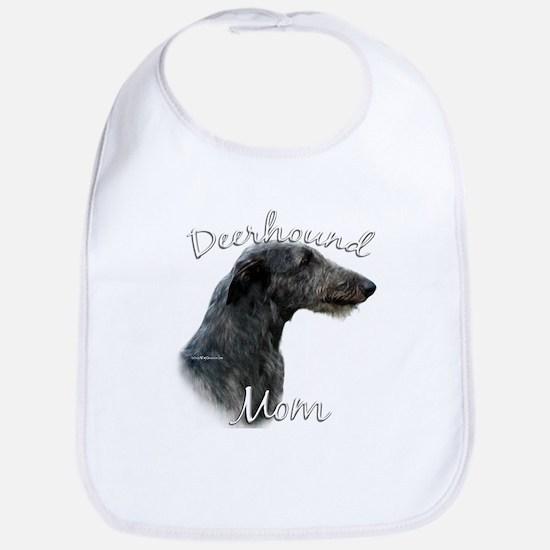 Deerhound Mom2 Bib