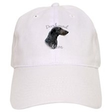 Deerhound Mom2 Baseball Cap