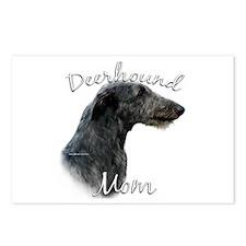 Deerhound Mom2 Postcards (Package of 8)