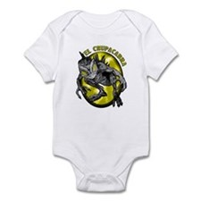 Chupacabra with Background 3 Infant Bodysuit