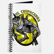 Chupacabra with Background 3 Journal