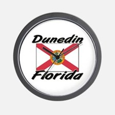 Dunedin Florida Wall Clock