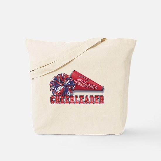 Cheerleader Cone Tote Bag