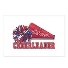 Cheerleader Cone Postcards (Package of 8)