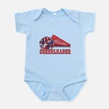 Cheerleader Cone Infant Bodysuit