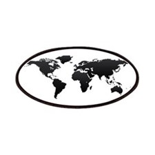 World map Patch