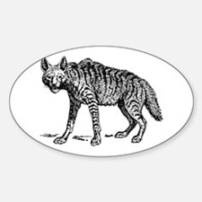 Hyena Decal