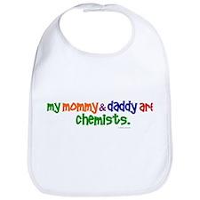 My Mommy & Daddy Are Chemists (PRIMARY) Bib