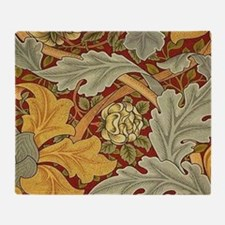 Saint James wallpaper by William Morris Throw Blan