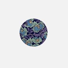 William Morris Textile Mini Button (10 pack)