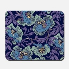 William Morris Textile Mousepad