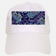 William Morris Textile Baseball Hat