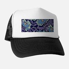 William Morris Textile Trucker Hat