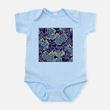 William Morris Textile Body Suit