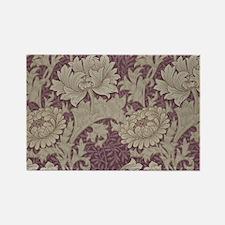 Chrysanthemum William Morris Magnets