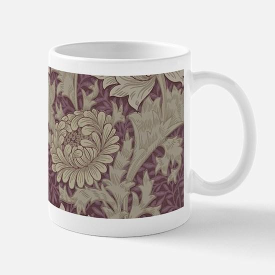 Chrysanthemum William Morris Mugs
