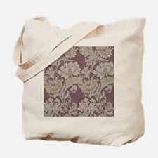 Chrysanthemum William Morris Tote Bag