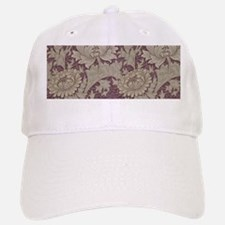 Chrysanthemum William Morris Baseball Hat