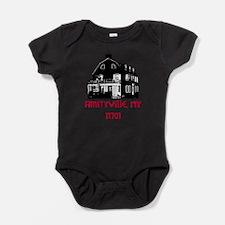 Cute Haunted Baby Bodysuit