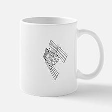 International space station Mugs