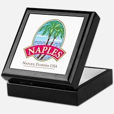 Naples Paradise - Keepsake Box
