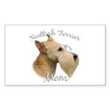 Scotty Mom2 Rectangle Decal