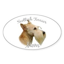 Scotty Mom2 Oval Decal