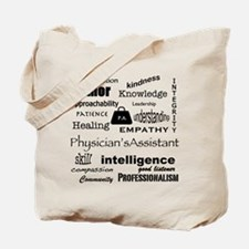 Physician's Assistant Tote Bag
