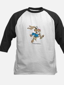 Rabbit Jogging Baseball Jersey