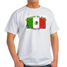 Mexican by Birth... Deported by I.C.E. T-Shirt