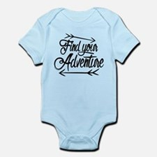 Funny Arrows Infant Bodysuit