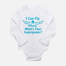 I can Fly What's Your Superpower Body Suit