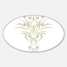 Cute The golden dragons Decal