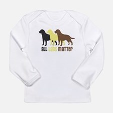 All Labs Matter Long Sleeve T-Shirt