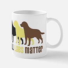 All Labs Matter Mugs