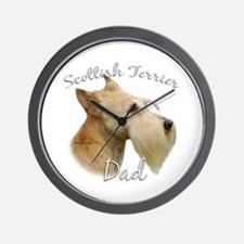 Scotty Dad2 Wall Clock