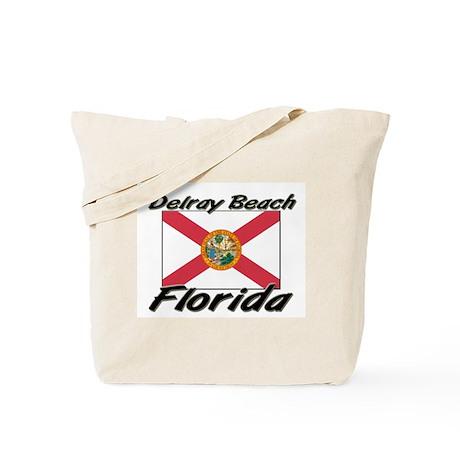 Delray Beach Florida Tote Bag